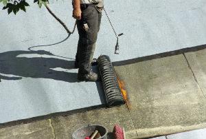 איטום גגות לפני ריצוף ובנייה