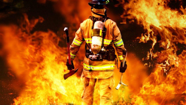 כיבוי אש בארון חשמל