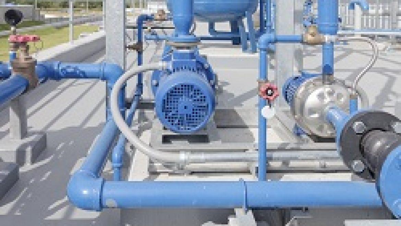 משאבת מים חשמלית